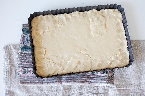 Вишневые квадратики - рецепт пошаговый с фото
