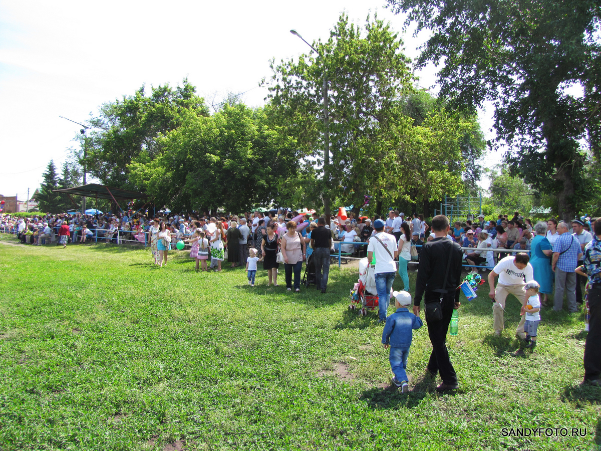 Троицкая ярмарка, день города