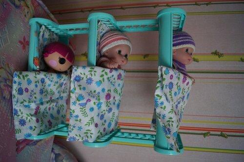 Мебель своими руками для беби бона