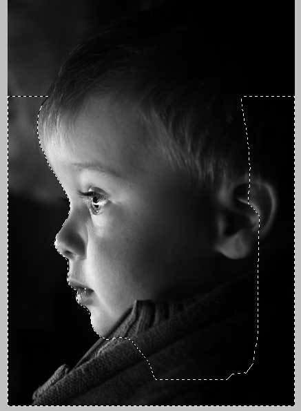 Бизнес: ваза-профиль в фотошопе