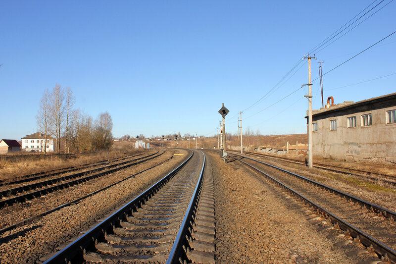 Станция Зубцов