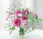 Букет Primavera. Цветы из полимерной глины