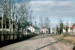 1940-01-01 Уличные фото Ханко. Примечание: Слайд отмечает на представление. Место: Представление о