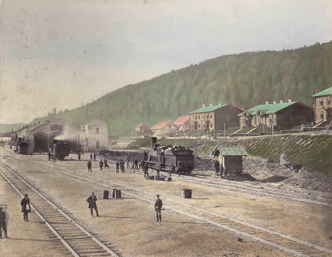 09. Станция Чусовская