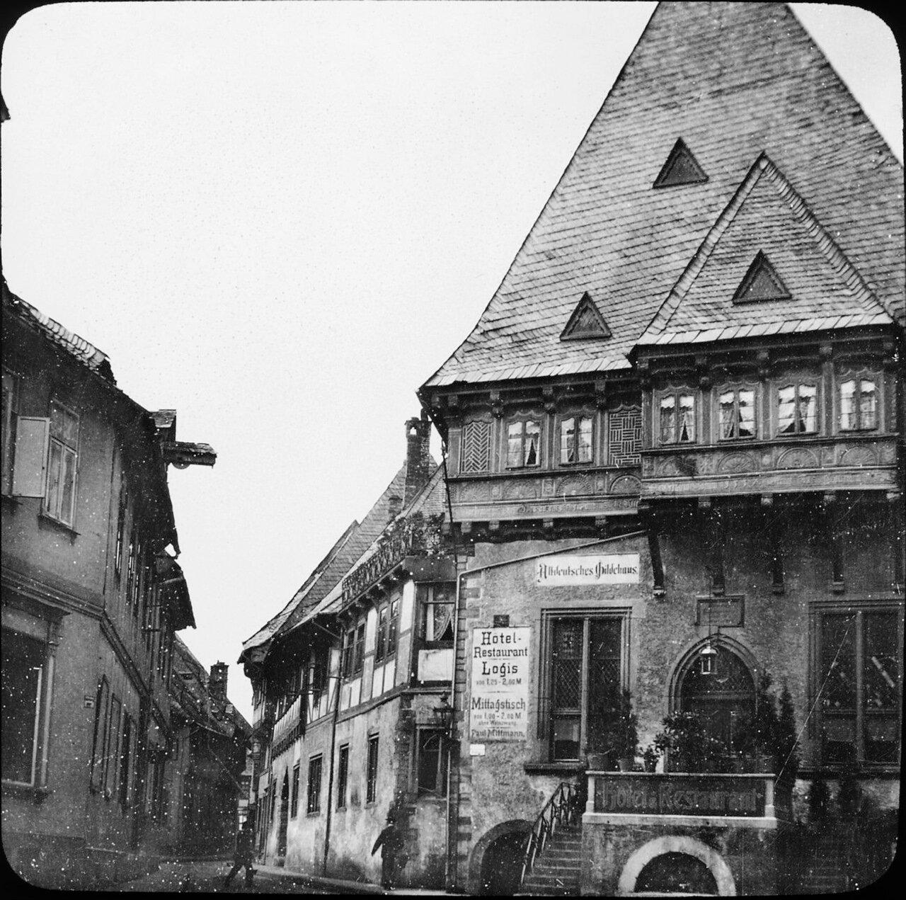 Гослар, 1907