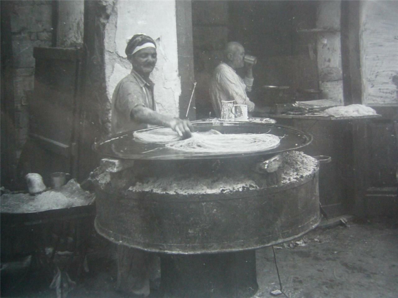 В арабском районе города