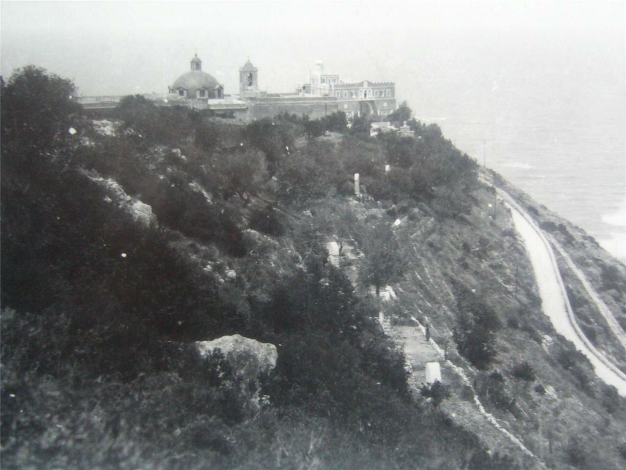 Стелла Марис, церковь и монастырь Кармелитов