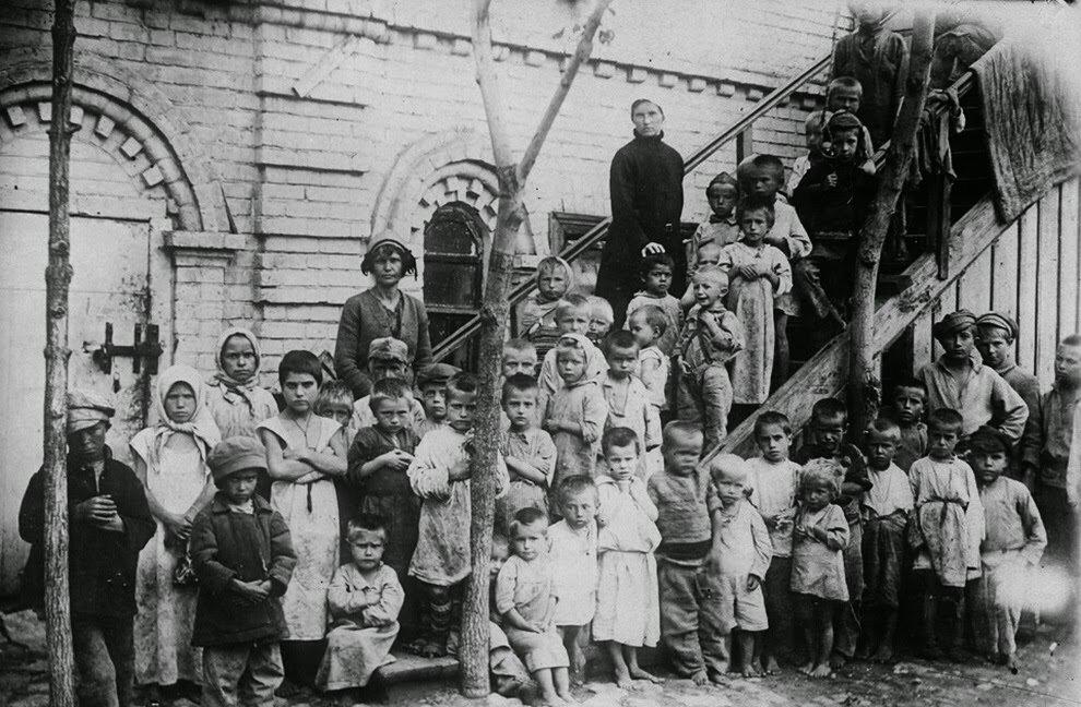 1921. Поволжье