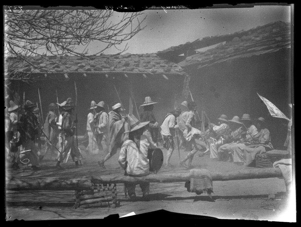 1893. Церемония. Баборигам