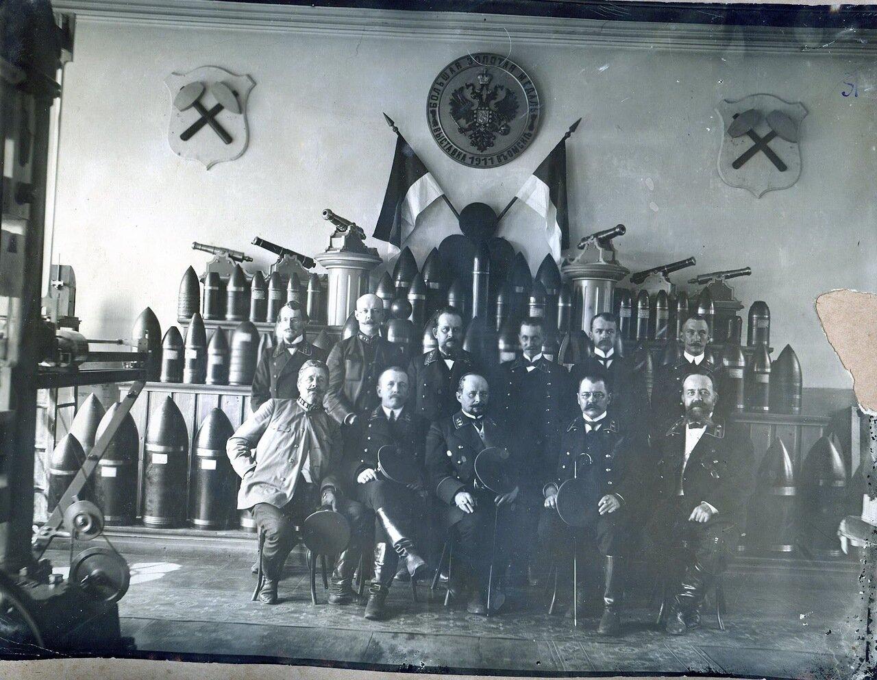 Руководство  Верхне-Ту¬ринского завода