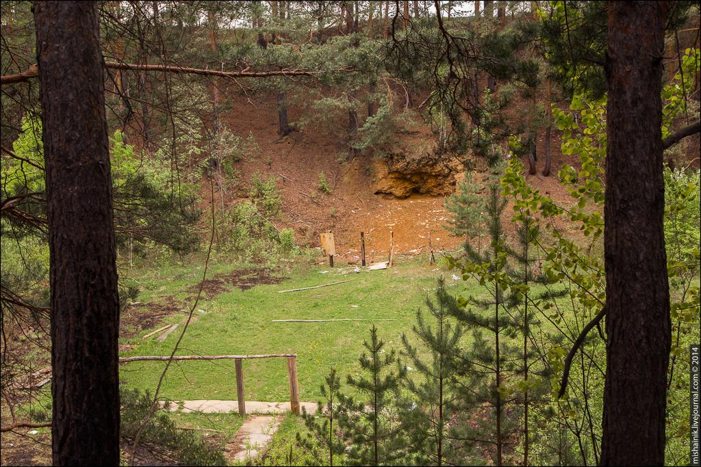 Рудник «Кобылий двор» Алапаевский железорудный район