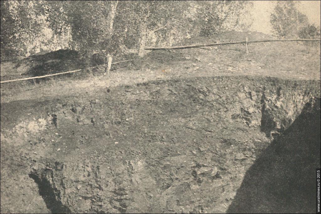 Корунды и наждаки Урала (Теченское, Кызылташское, Борзовское, Иткульское, Кособродское)