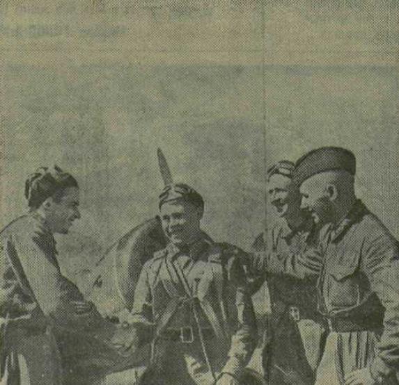 Красная Армия, красноармеец, советская авиация
