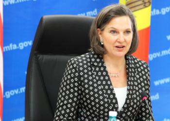 Нуланд: Россия повторяет крымский сценарий на востоке Украины