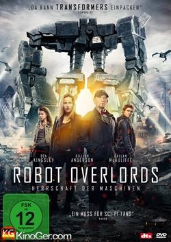 Robot Overlords - Herrschaft der Maschinen (2014)