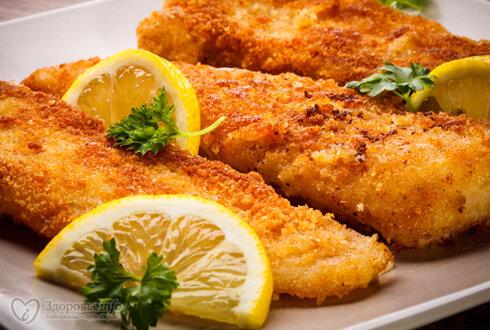 Рыба – главный враг диабета