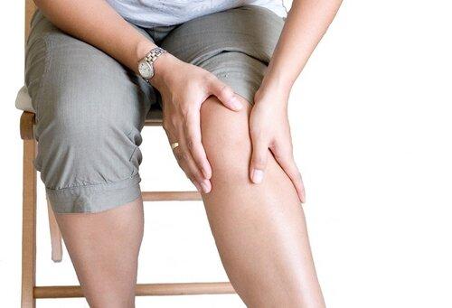Коленной сустав - самый большой сустав в организме человека