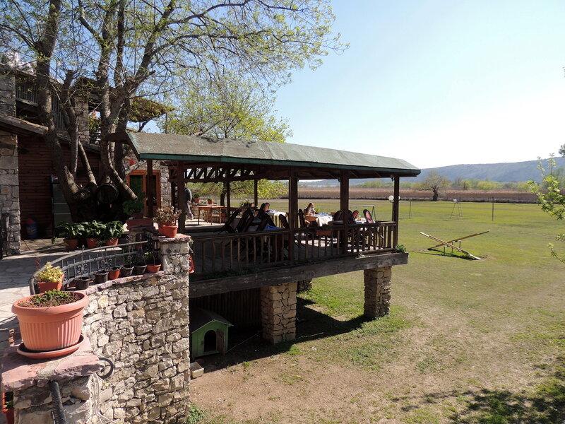 Шасское озеро, ресторан
