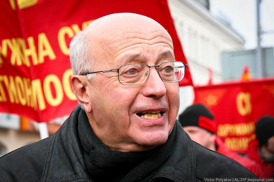 Марши в Москве. Сергей Кургинян
