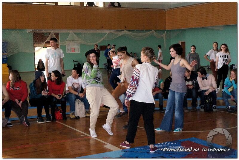 Street Dance camp в Тольятти