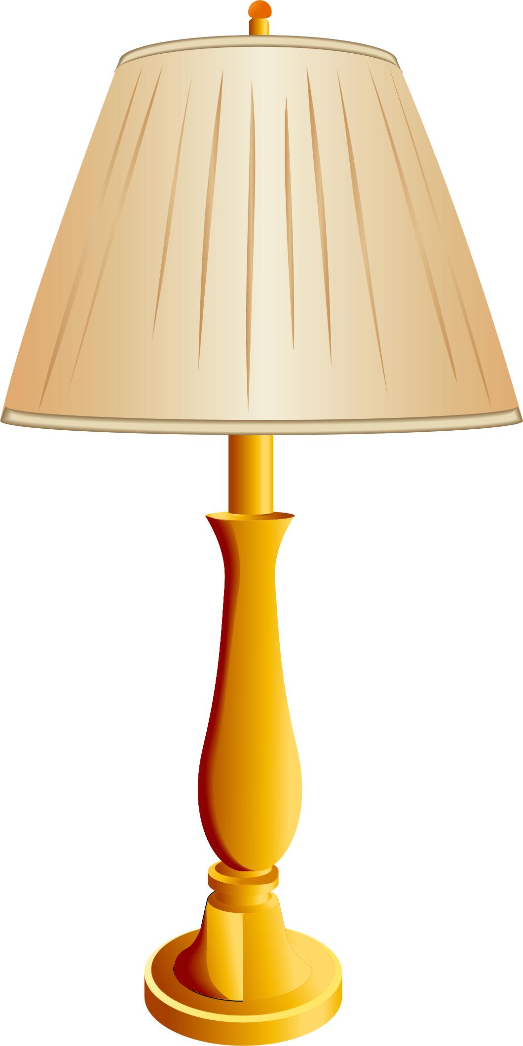 Картинки на прозрачном фоне лампа