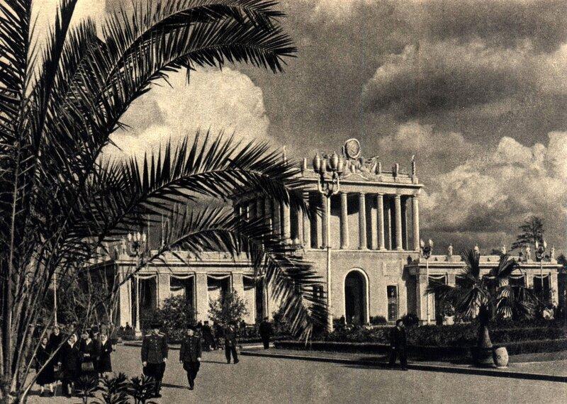 ВСХВ 1957 - павильон Ленинграда и Северо-Запада.jpg