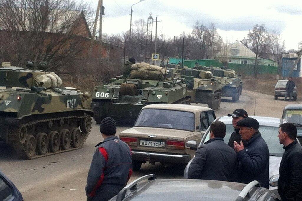 Перед броском на Киев