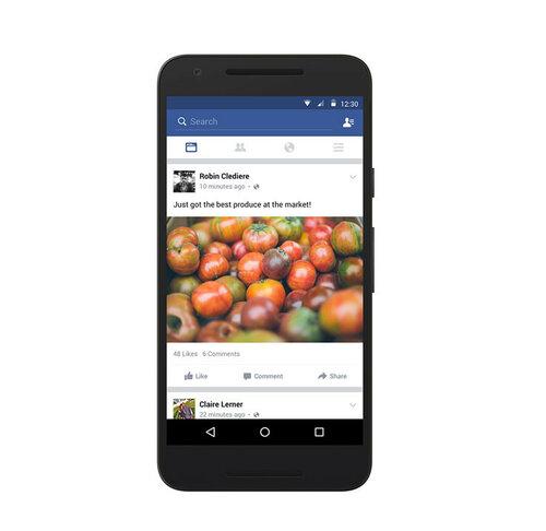 Facebook добавляет возможность автономной работы с Лентой новостей в своих мобильных приложениях
