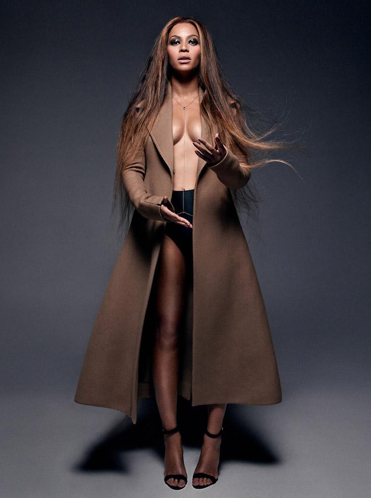 Бейонсе (Beyonce) украсила CR Fashion Book