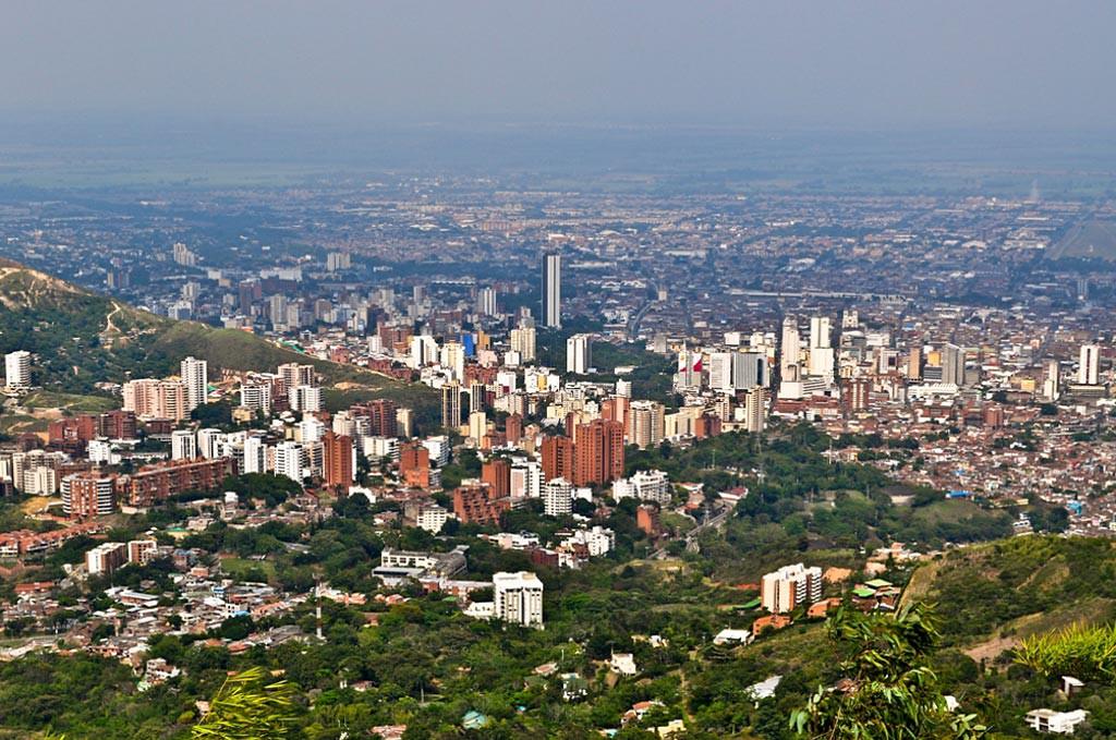 Колумбийский город Кали занимает то место самого опасного города в мире, то место второго по опаснос