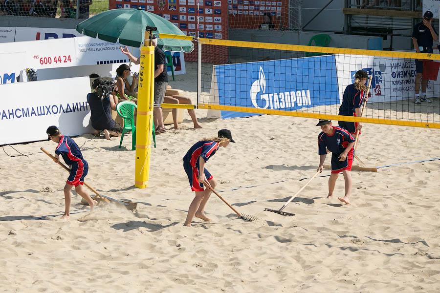 ЧР по пляжному волейболу в Анапе
