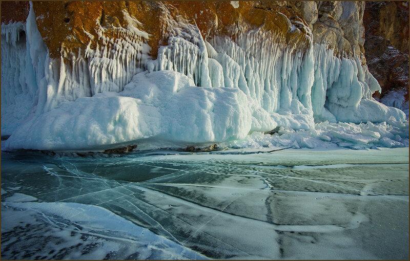 Лёд многоликий