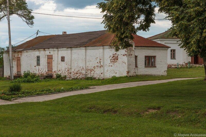 Здания кузницы, конюшни и каретной, Рязань