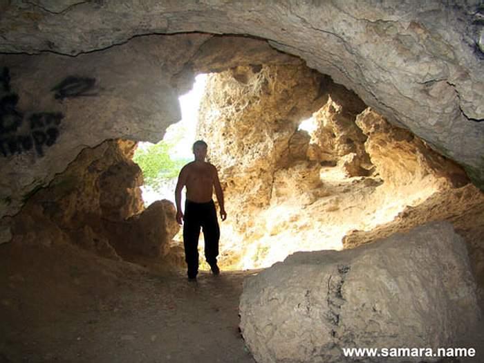 Пещеры Самарской области
