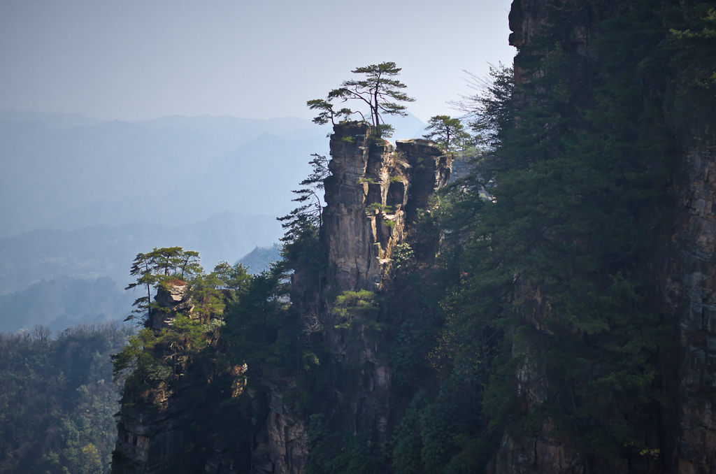 Фото 15. Вот ради чего стоит ехать в Китай самостоятельно. Отчет об экскурсии в заповедник Чжанцзяцзе