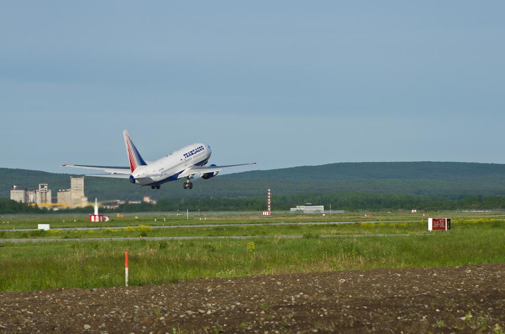 Фото 21. Учимся фотографировать самолеты на взлете