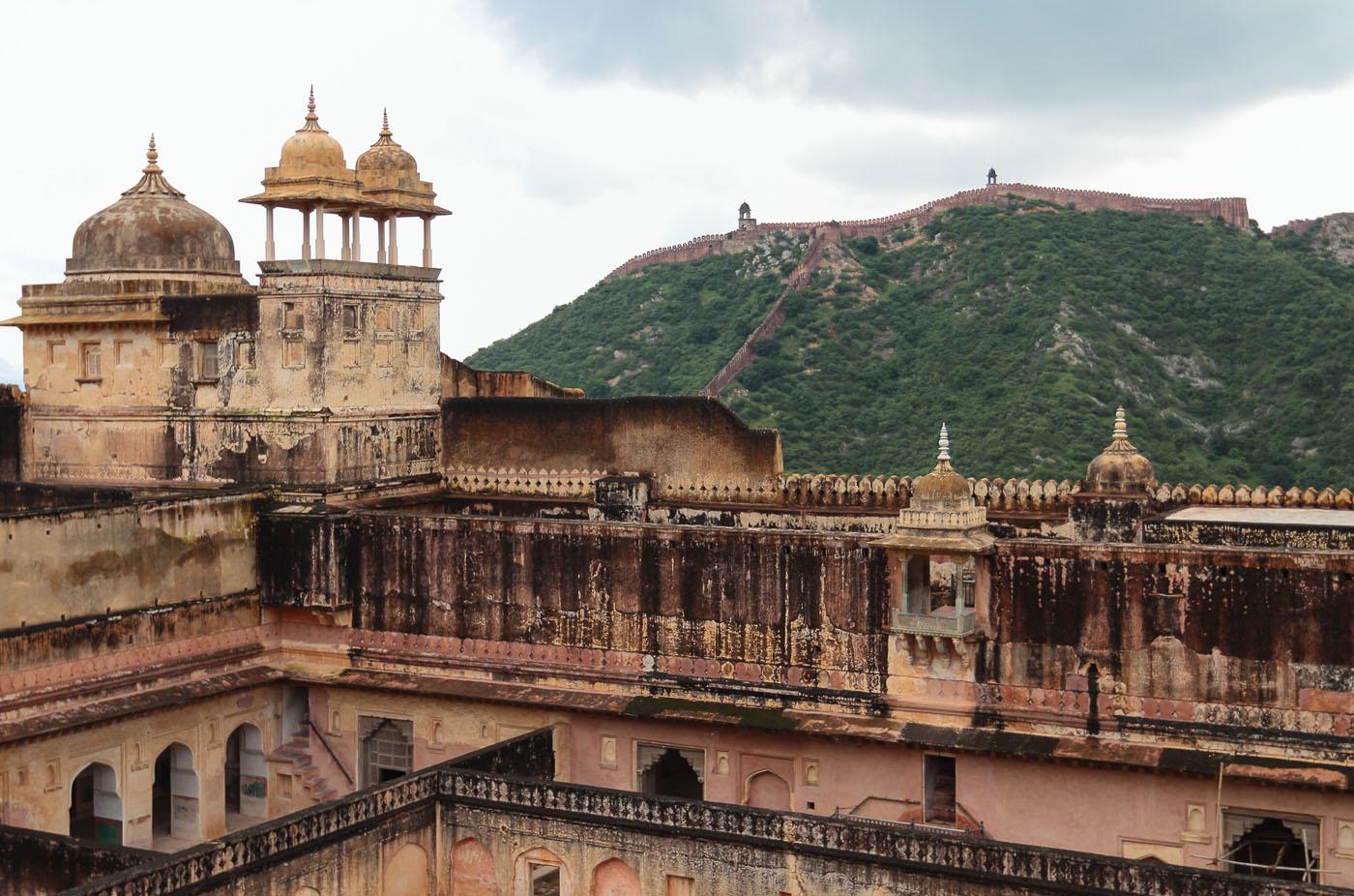 Фотография 14. Отчет о поездке по Золотому треугольнику Индии. Гарем раджи