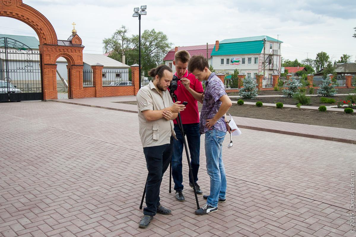 Экспедиция Волга Хвалынск 7