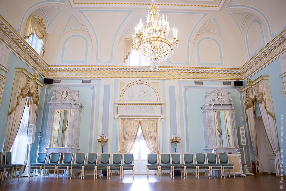 Константиновский дворец интерьеры