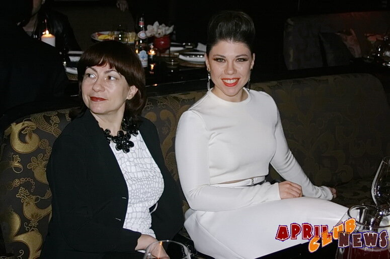 Гала-ужин «Премия МУЗ-ТВ 2014. Эволюция»