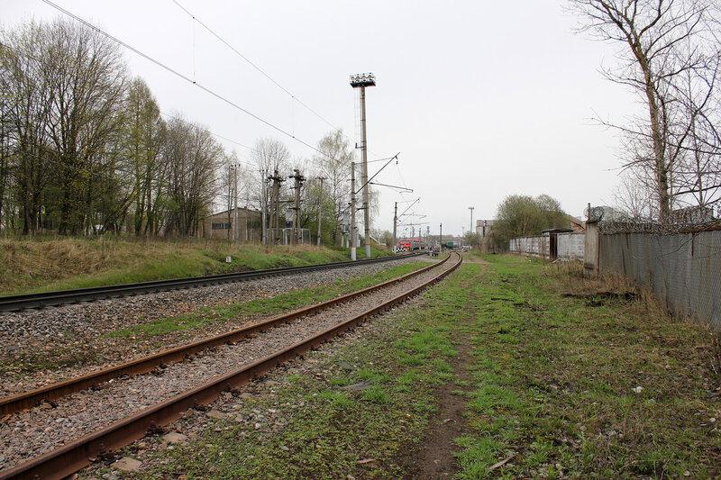 Станция Шаховская