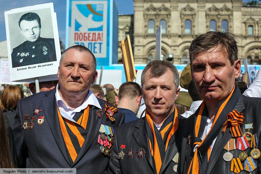 Бессмертный полк. Большой фоторепортаж Виталия Рагулина