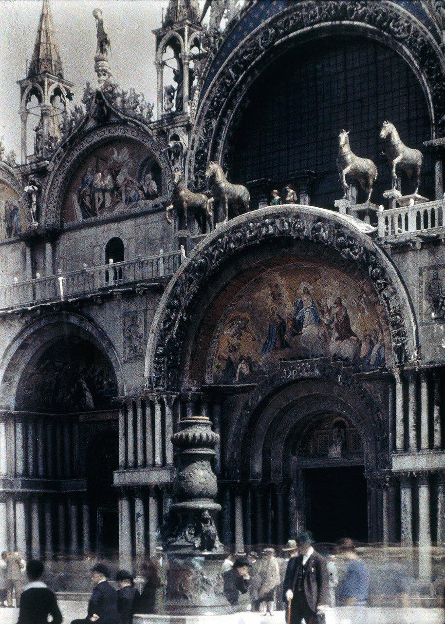 1925. Собор Святого Марка в Венеции