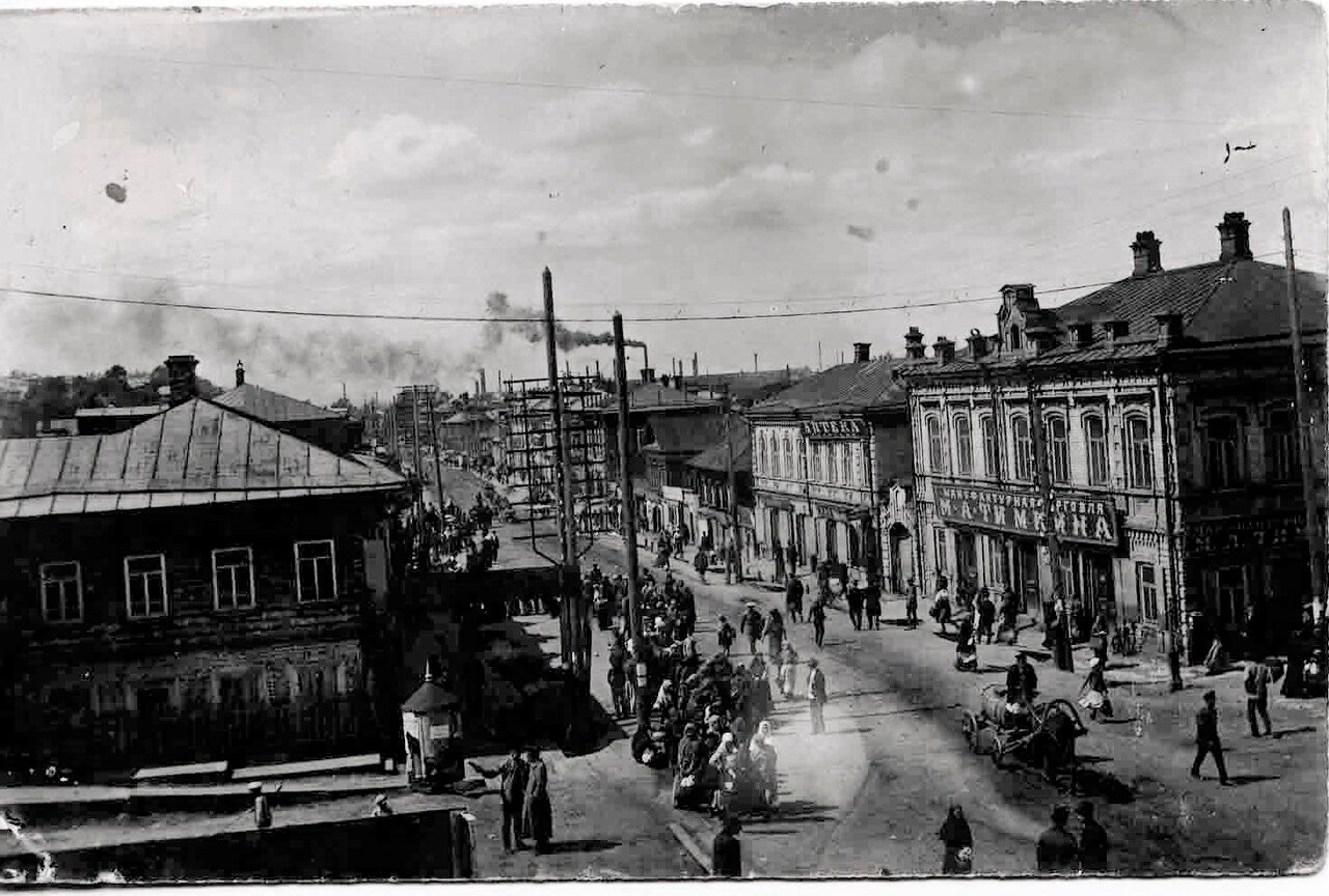 Томиловская улица