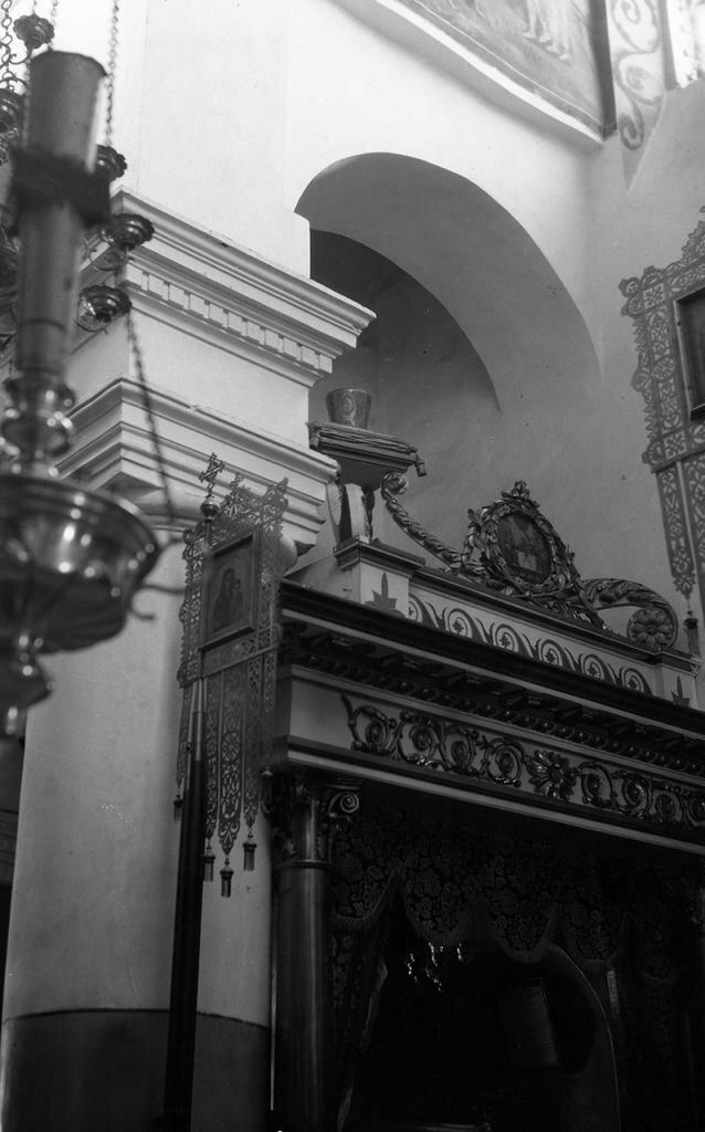 Сковородский монастырь. Михаила Архангела. Внутренний вид