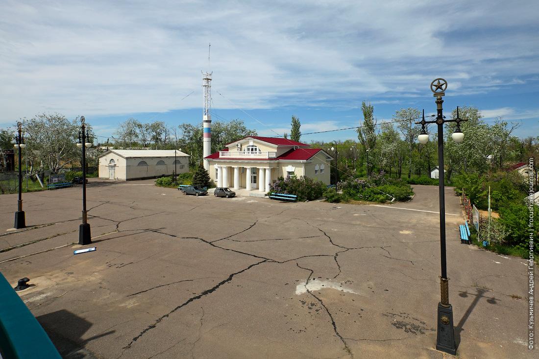 Пристань «Ильевка» 8 мая 2014 года