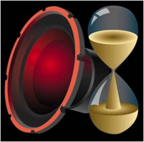 """Логотип приложения """"Говорящие часы DVBeep Pro"""""""