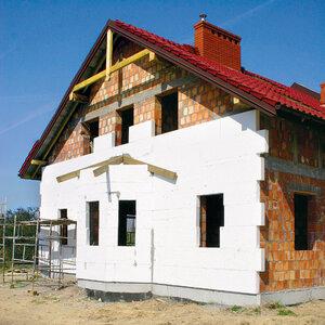 Современные технологии утепления фасадов зданий