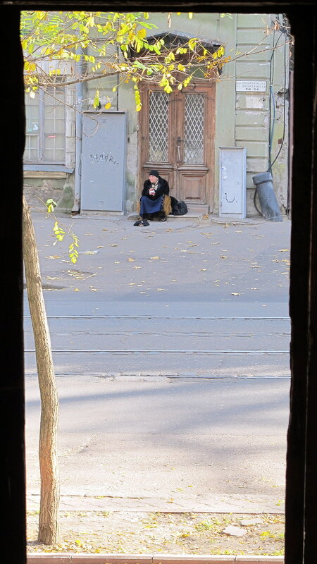 Одесса, осень-13