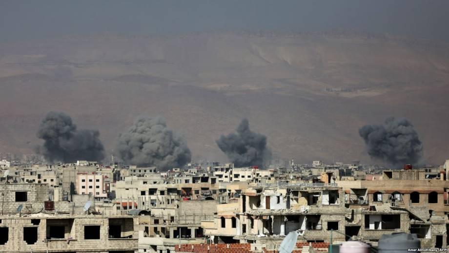 От Путина требуют отчета о гибели россиян в Сирии